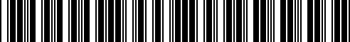 Barcode for 999MB-8X000